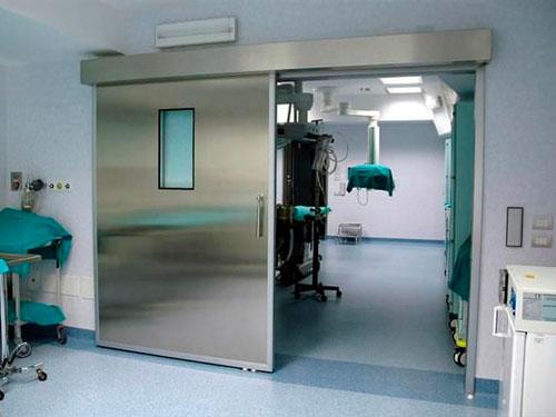 Hermetic Door Ruang Operasi