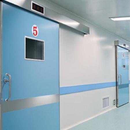 Hermetic Door Rumah Sakit